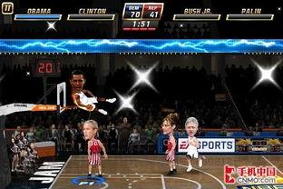 ...中文 EA篮球游戏NBA Jam正式上架