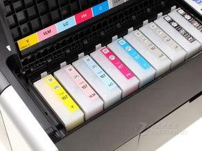 爱普生喷墨照片打印机R3000的九色墨盒-专业照片打印机 爱普生R...