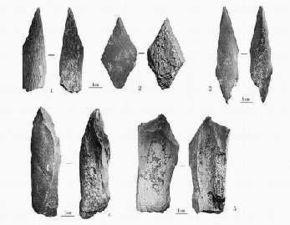 晚更新世(距今十二点八万~七点五万年)早期地层中,发掘出了距今...
