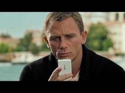 邦德御用手机 007电影中的索尼爱立信 手机综合 国家经济门户 -邦德御...