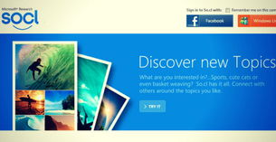微软Socl社交项目正式对外开放