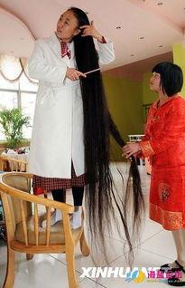 怎样把淑女长发DIY成帅气短发
