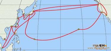 ...联网畅通 全球海底光缆分布图详解