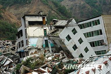 北川县城是汶川大地震的重灾区,从5月20日开始封城.记者于6月16...