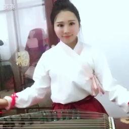 如何挑选古筝(古筝试音)