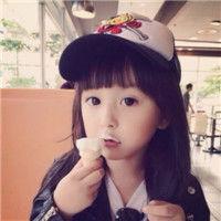 喜欢卖萌的小女孩头像 可爱的小女孩