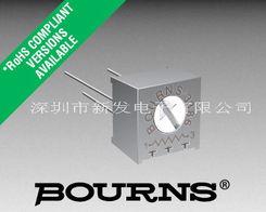 3386p-1-254LF BOURNS 美国BOURNS玻璃釉精密电位器   标称阻值...