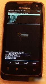 联想 A789 Recovery中文版下载