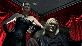 ...御姐的类型 女吸血鬼 多图