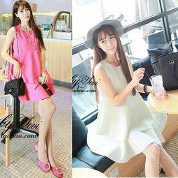 新款孕妇装夏装韩版孕妇裙 欧美时尚连衣裙 双层不规则下摆公主裙