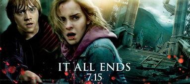 哈利波特与死亡圣器 下 时间是最伟大的魔法师