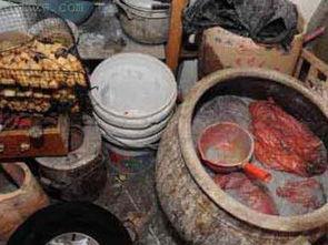 拉大粪吃大粪-小贩曝光用大便制作臭豆腐过程