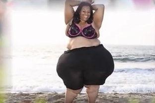 逆天 俄罗斯美女腿长1米32 人体之最颠覆世界观 图