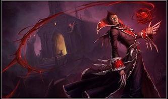 ...雅的血魔法师 猩红收割者弗拉基米尔