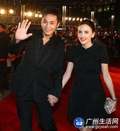 刘烨老婆安娜依斯个人资料图片 刘烨谢娜分手原因