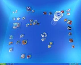 桌面工具 Real Desktop Light 下载 V1.50 绿色免费版 桌面工具 Real ...