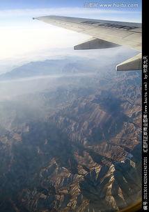 飞过燕山,高山丘壑,自然风景,摄影,汇图网
