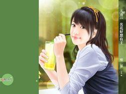 清纯 台湾言情小说中的手绘美女 派派论坛