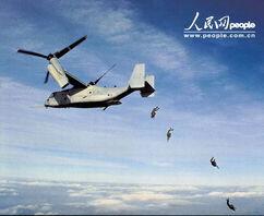 军事视频常用的纯音乐-美国《今日防务》2005年7月14日报道 以往备受问题困扰的MV-22
