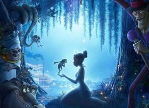 《青蛙王子》童话故事-脑洞大开的童话婚戒 只要敢想你就是天才设计师
