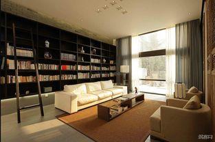 书房装修秘笈 让书房更舒适