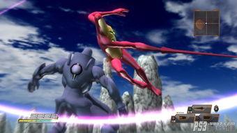 王牌机师 异世纪传说R日版 动作类 游久网PS3游戏下载频道