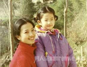 刘亦菲妈妈年轻照片-星动态 刘亦菲妈妈刘晓莉个人资料