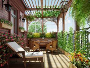 阳光花房-南京阳台装修设计,为您打造舒适的家居空间