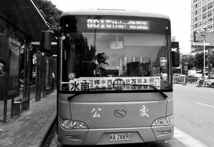福清801路公交车几乎不开到终点 乘客中途被甩
