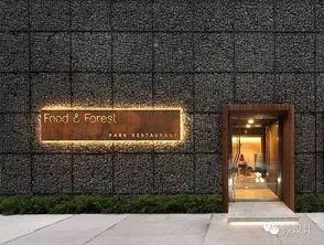 超有设计感的酒店入口,有了它,客房天天爆满...
