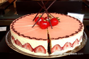 4款创意蛋糕设计图,给他不一样的生日惊喜