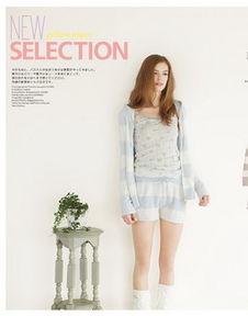...告海报] 日本品牌 Gelato pique 2012春夏家居服