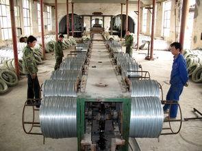 该项目由国家投资200万元、团场... 可生产热镀钢丝和棉花打包专用钢...