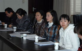 缩小学院-棠中外语学校召开初2010级科艺班工作会