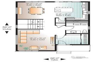 ...米X10米农村自建房屋设计图参考70平米小户型