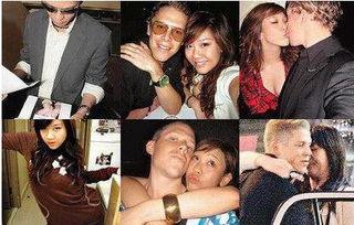 郑欣宜与男性朋友亲密拥吻照-遭迷奸 盘点香港明星女儿糜烂私生活
