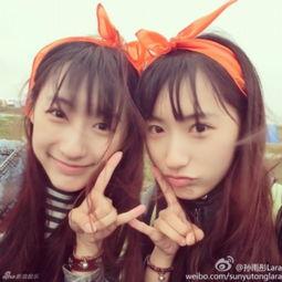 复旦双胞胎姐妹花走红 盘点 娱乐圈双胞胎明星