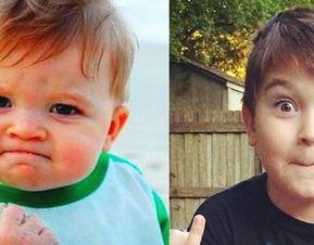 表情 外国小男孩加油拳头图 图片大全 表情