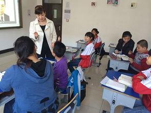 启智部姜颖老师生活适应课《再来一遍》-新疆挂职教师走进特教课堂