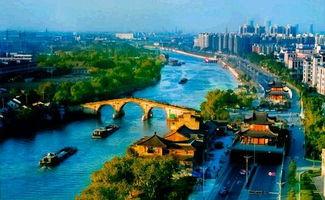...规模的开凿始于隋朝,到元朝最终完成了这一伟大的水利工程,从...
