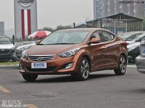 北京现代朗动新款价格 2013款现代朗动价格优惠2万元