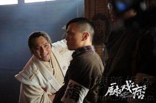 ...特辑.身为东北硬汉身形高大的刘烨片中饰演一位胆小如鼠的厨子,...