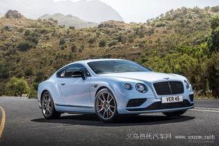 新款宾利欧陆GT发布