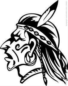 印第安人图片