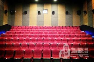 淄川SM城市广场大地数字影院内厅-【瞧一瞧,这么完美的影院布线来...