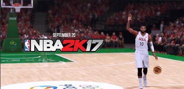 NBA2K17强行扣篮技巧解析