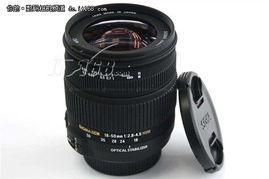 重庆 送镜头笔 防抖适马18 50mm售2599