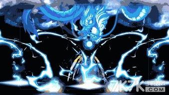 马上窜出无数的异界雷龙,强大的雷击让敌人们浑身打颤.最后,从空...