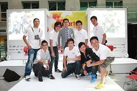 ... 代表,叶青霖摄影课程导师及历届学生代表合照-UNiART x 叶青霖摄...
