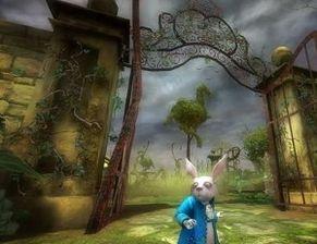 爱丽丝梦游仙境 2010年Etranges Libel开发动作类电脑游戏